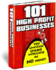 Thumbnail 101 high profit businesses