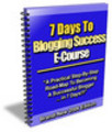 Thumbnail 7 Days To Blogging Success