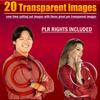 Thumbnail Transparent Image Templates