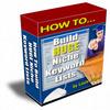 Thumbnail build huge niche keyword list
