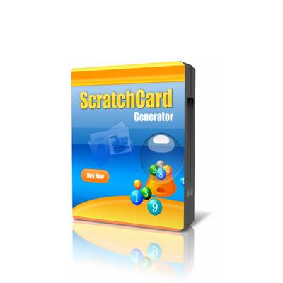 scratch card generator