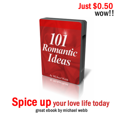 Pay for 101 Romantic Ideas for Lovers