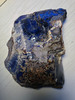 Thumbnail photo blue amber museum specimen