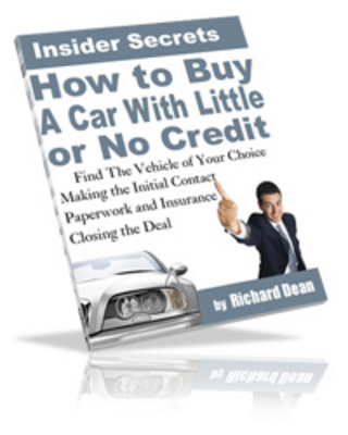 Pay for How To Buy Car with Less or No Credit