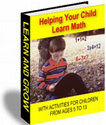 Helping Your Child Learn Math - Math at Home