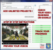 Thumbnail YouTube Ranking Software - Video Rankings v1.0