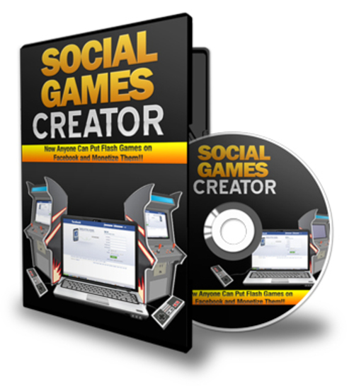Pay for Social Games Creator v2.2 - Create your own Facebook Apps