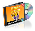 Thumbnail Subliminal Audio - Be More Decisive