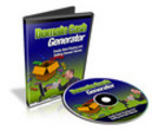 Thumbnail Domain Cash Generator + Resale Rights