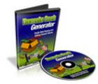 Thumbnail Domain Cash Generator + Resale Rights