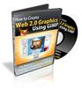 Thumbnail Create Web 2.0 Graphics Using Gimp