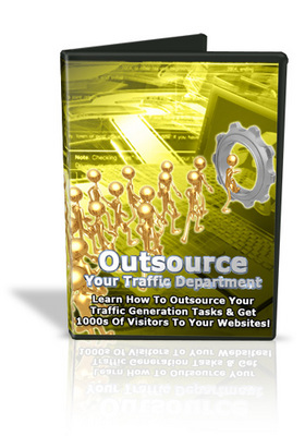 Pay for Outsource Your Traffic Department + Master Resale Rights