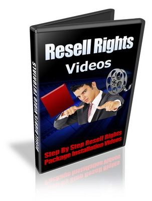 Pay for Resell Rights Videos + Master Resale Rights
