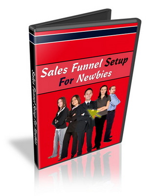 Pay for Sales Funnel Setup For Newbies