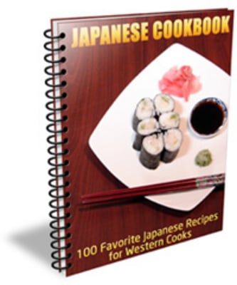Pay for 100 Favorite Japanese Recipes for Western Cooks