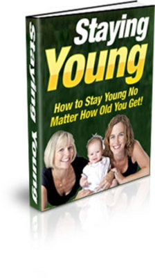 Pay for How To Stay Young No Matter How Old You Get!