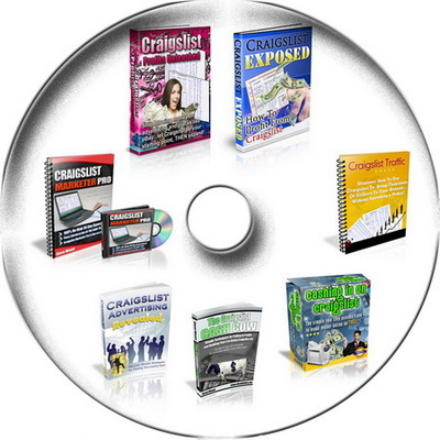 Pay for Craigslist Marketing Bundle - 7 Methods In One Pack