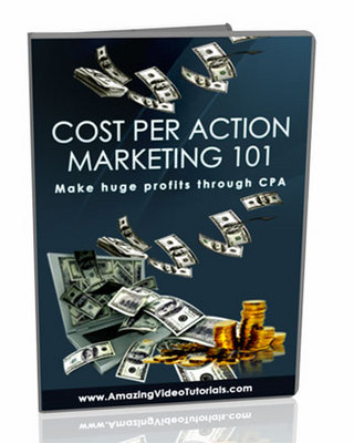 Pay for Cost Per Action Marketing Videos