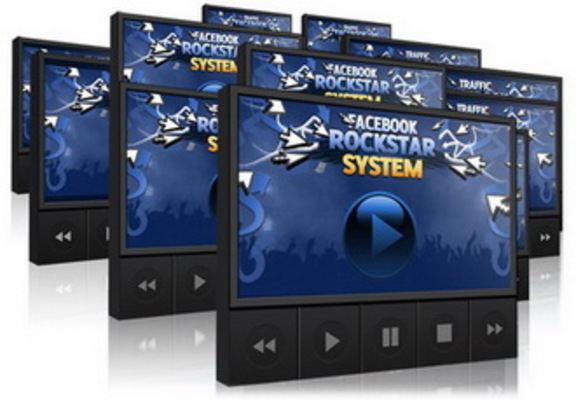 Pay for Facebook Rockstar System Video Series + Reseller Rights