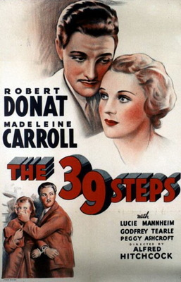 Pay for The 39 Steps (1935)