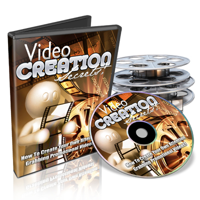 Pay for Video Creation Secrets Course + Master Resale Rights