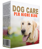 Thumbnail Dog Care PLR Niche Blog - PLR Rights