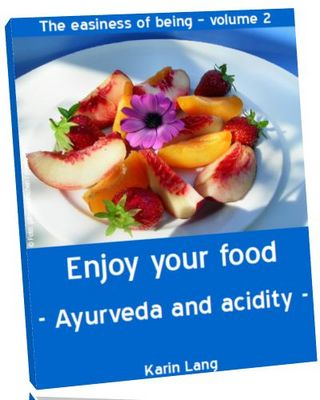 Pay for Enjoy your food Ayurveda and acidity
