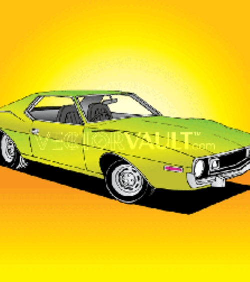 Pay for 70s Sports Car