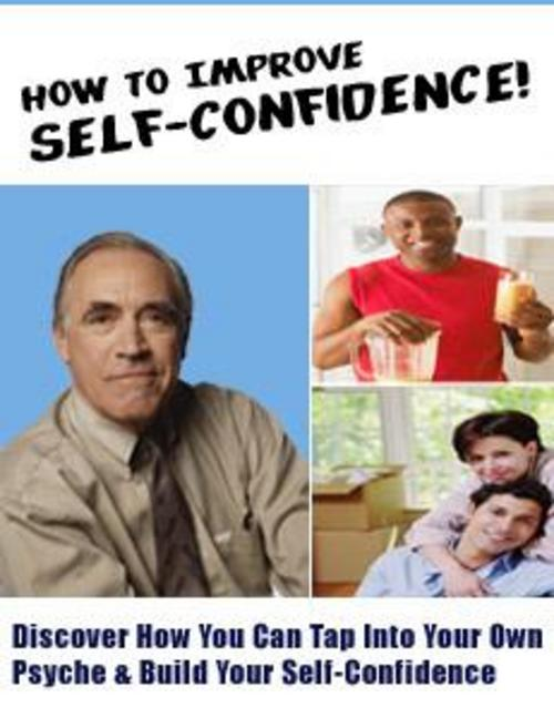 Pay for Boost Your Self Confidence - Improve your Confidence
