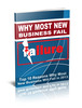 Thumbnail  Why most new  business fail