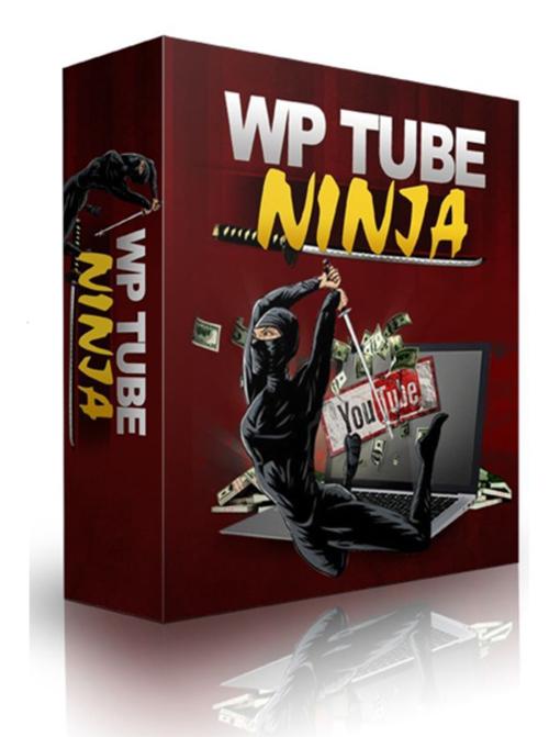 Pay for WP Tube Ninja Premium WordPress Theme