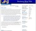 Thumbnail Wordpress Business Blog Template/Theme no.2