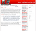 Thumbnail Wordpress love related Blog Template/Theme