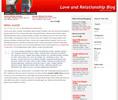 Thumbnail Wordpress love related Blog Template/Theme