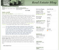 Thumbnail Wordpress realestate related Blog Template/Theme