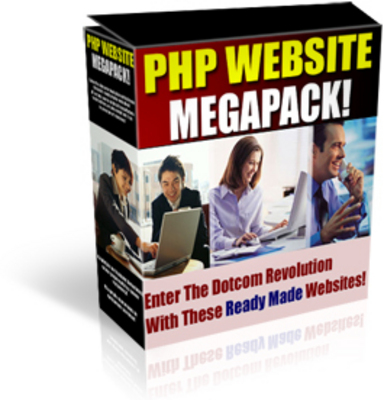 Pay for ALLinONE 50 PHP Portalscripts MEGAPACK Bundle! with Resell Rights