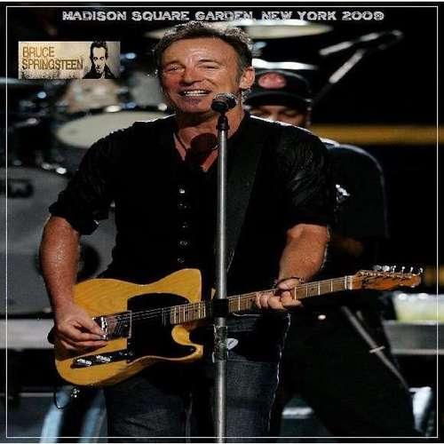Bruce Springsteen Madison Square Garden New York 2009 Download