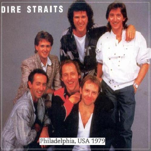 Pay for Dire Straits - Philadelphia, USA 1979