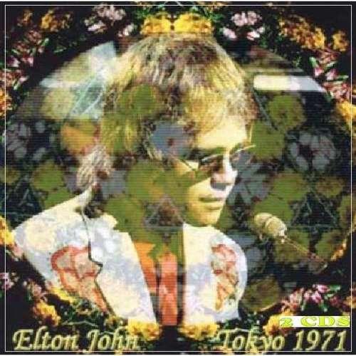 Pay for Elton John - Tokyo, Japan 1971