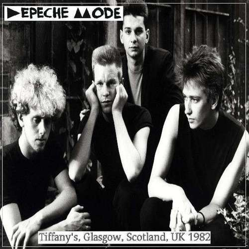 Pay for Depeche Mode - Tiffanys, Glasgow, Scotland, UK 1982