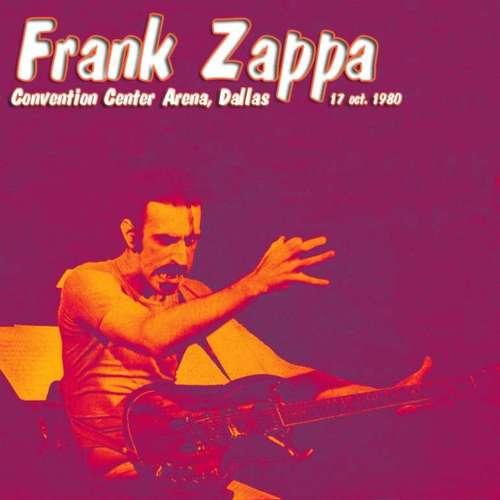 Pay for Frank Zappa - Convention Center Arena, Dallas, Tx 1980