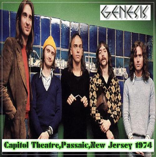 Pay for Genesis - Capitol Theatre,passaic,new Jersey 1974