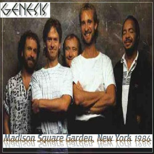 Pay for Genesis - Madison Square Garden, New York 1986