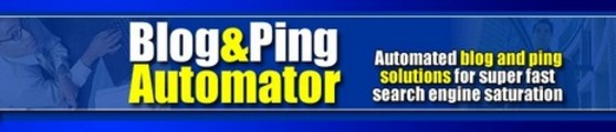 Thumbnail BLOG & PING AUTOMATOR!! SEO
