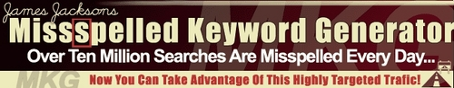 Pay for Misspelled Keyword Generator