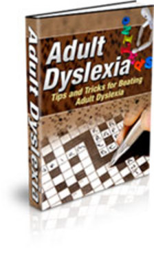 Pay for Adult Dislexia