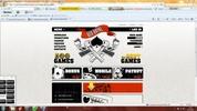 Thumbnail Casino Flash Template - sehr gutes Flashtemplate