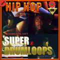 Thumbnail NiceBytes HIP HOP DrumLoops (AppleLoops for GarageBand | Logic)