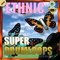 Thumbnail NiceBytes ETHNIC DrumLoops (AppleLoops for GarageBand | Logic)