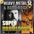 Thumbnail NiceBytes HEAVY METAL & HARD ROCK DrumLoops (AppleLoops for GarageBand | Logic)